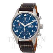 IWC Pilot Chronograph IW377714 2020 new