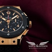 Hublot Big Bang Rose Gold