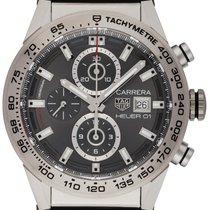 TAG Heuer Carrera Calibre HEUER 01 Automatik Chronograph 43mm