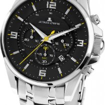 Jacques Lemans LIVERPOOL 1-1857F Herrenchronograph Klassisch...