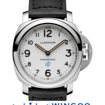 Panerai LUMINOR BASE LOGO ACCIAIO - 44MM Ref. PAM00630