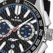 TW Steel GS1 Yamaha Factory Racing Chronograph 42mm 10ATM