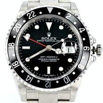 Rolex GMT Master II 16710 Stick Dail Z-Serial NEW Rolex Service