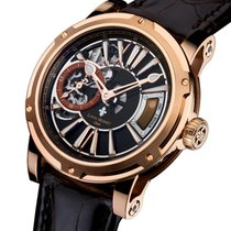 Louis Moinet Rose gold 43mm Automatic Zegarek new