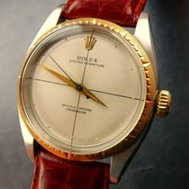Rolex Gold/Steel 35mm Automatic 6582 pre-owned