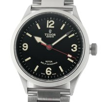 Tudor Heritage Ranger Steel 41mm Black Arabic numerals United States of America, New York, New York