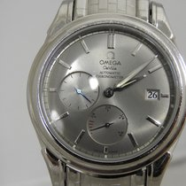 Omega pre-owned Automatic 39.5mm Grey Sapphire Glass 3 ATM