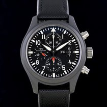 IWC Pilot Chronograph Top Gun box and papers 2008