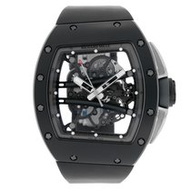 Richard Mille RM61-01 Ceramic 2017 RM 061 50.23mm pre-owned United States of America, New York, New York
