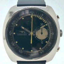 Longines Steel Manual winding 8225-2/969 pre-owned United States of America, Florida, Miami