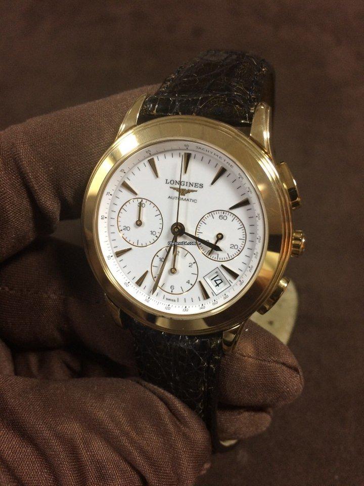 58b468d38a4 Comprar relógio Longines Flagship