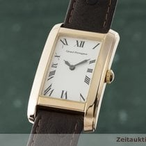 Girard Perregaux Red gold Manual winding White 24mm pre-owned