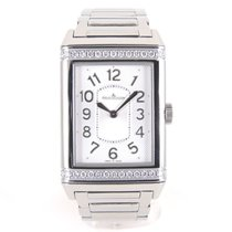 Jaeger-LeCoultre Grande Reverso Lady Ultra Thin Steel Silver