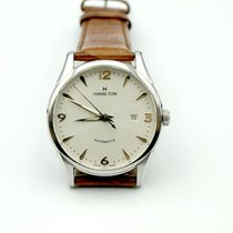 Hamilton Thin-O-Matic pre-owned 42mm Steel