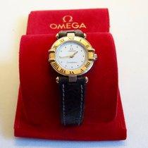 Omega Constellation Or/Acier 23mm France, Fourqueux