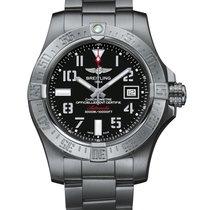 Breitling Avenger II Seawolf Steel 45mm Black Arabic numerals United States of America, Florida, Boca Raton
