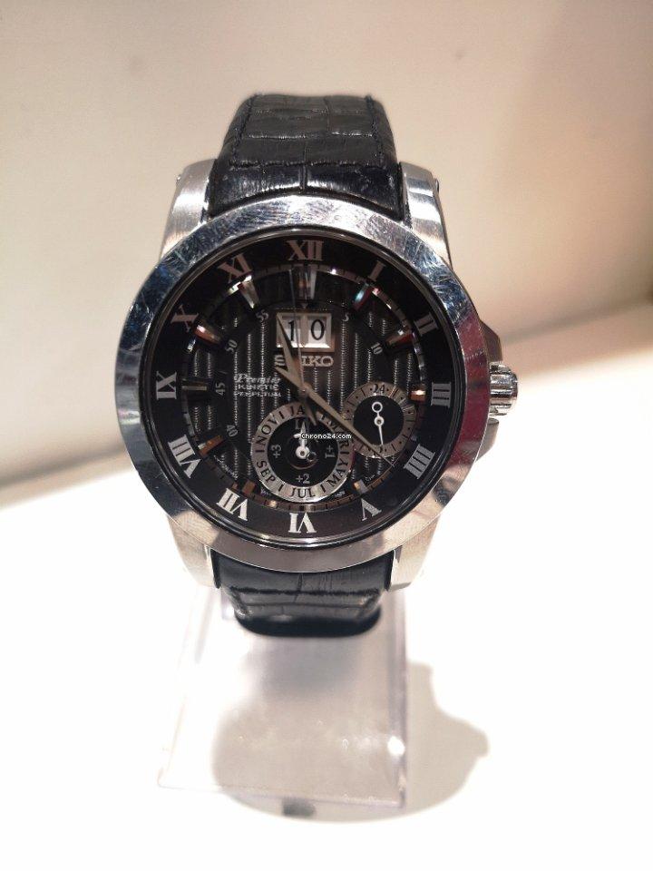 Seiko Premier   Acheter et comparer une montre Seiko Premier sur Chrono24 87bfa1c2b325