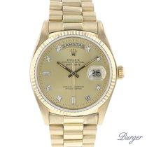 Rolex Day-Date 36 Geelgoud 36mm Goud Nederland, Maastricht