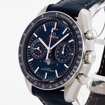 Omega Speedmaster Professional Moonwatch Moonphase Stahl 44mm Blau Deutschland, München