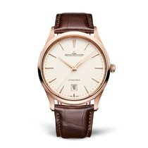 Jaeger-LeCoultre Master Ultra Thin Date Oro rosado