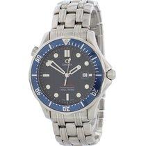 Omega 2221.80.00 Acier 2010 Seamaster Diver 300 M 41mm occasion