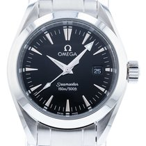 Omega Seamaster Aqua Terra Steel 29mm Black United States of America, Georgia, Atlanta