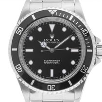 Rolex 14060 Stahl 1995 Submariner (No Date) 40mm gebraucht Deutschland, Stuttgart