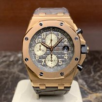 Audemars Piguet Royal Oak Offshore Chronograph 26470OR.OO.A125CR.01 2019 neu