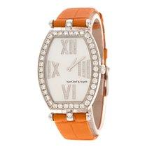 Van Cleef & Arpels White gold Quartz Van Cleef & Arpels 18K White Gold And Diamonds Lady Arpels new UAE, DUBAI
