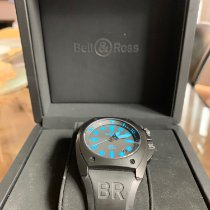 Bell & Ross BR 02 new 2012 Automatic Watch with original box and original papers BR02-92