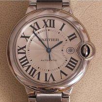 Cartier Ballon Bleu 42mm W69012Z4 3765 pre-owned