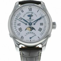 Longines Master Collection Steel 44mm United States of America, Florida, Sarasota
