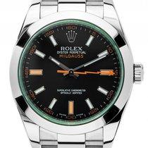 Rolex Milgauss 116400GV 2008 gebraucht