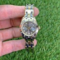 Rolex Lady-Datejust Pearlmaster 80318 2012 gebraucht