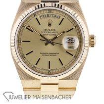 Rolex Day-Date Oysterquartz Or jaune 36mm Romain