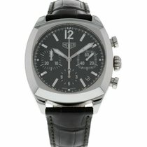 TAG Heuer Steel Automatic 38mm new Monza