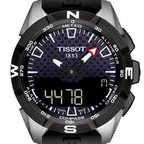 Tissot T-Touch Expert Solar Titanium 45mm Black United States of America, Massachusetts, Florence