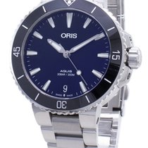 Oris Steel 36mm Automatic 01-733-7731-4135-07-8-18-05P new Singapore, Singapore