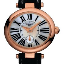 Tissot Glam Sport Rose gold 25mm Mother of pearl