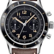 Blancpain Air Command Сталь
