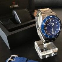 Tudor Pelagos Titan 42mm Blau Keine Ziffern