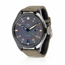 IWC Big Pilot Top Gun Miramar Keramiek 48mm Zwart Arabisch