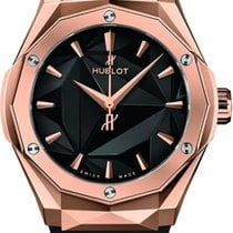 Hublot Rose gold Automatic Black 40mm new Classic Fusion 45, 42, 38, 33 mm