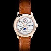 Roger Dubuis Men's Watch Hommage 18K Rose Gold Perpetual Calendar