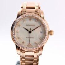 Carl F. Bucherer Rosé Gold Lady's watch with Diamonds