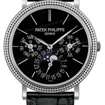 Patek Philippe Perpetual Calendar White gold Black United States of America, New York, Brooklyn