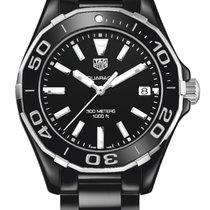 TAG Heuer Aquaracer Lady WAY1390.BH0716 - TAG HEUER AQUARACER Nero Satinato new