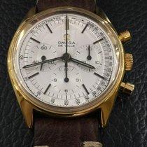 Omega De Ville Chronograph vintage ref.145.013 plaqué