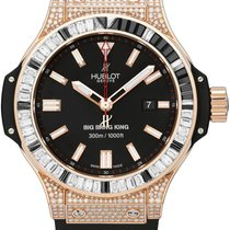 Hublot 322.PX.1023.RX.0904 Big Bang King Jewellery in Rose...
