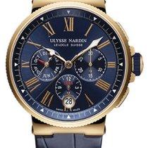 Ulysse Nardin 1532-150/43 Marine Chronograph Watch